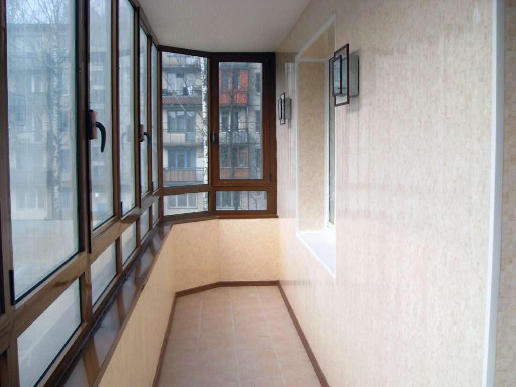 какие окна лучше установить на балкон