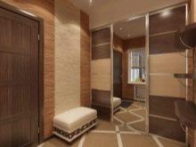 Дизайн передпокою 6 кв. м (41 фото): варіанти оформлення квадратного коридору 2 на 3 в квартирі, проекти інтер'єрів