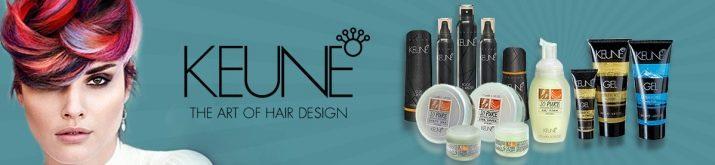 Косметика Keune: огляд професійної косметики для волосся, плюси і мінуси, вибір