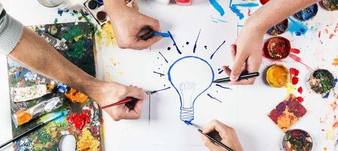 Три кита креативности как основа современного бизнеса